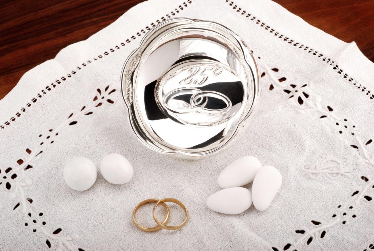 Silberhochzeit Geschenke Und Sprüche Zum 25 Hochzeitstag