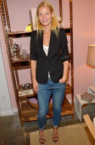 Gwyneth Platrow in LA
