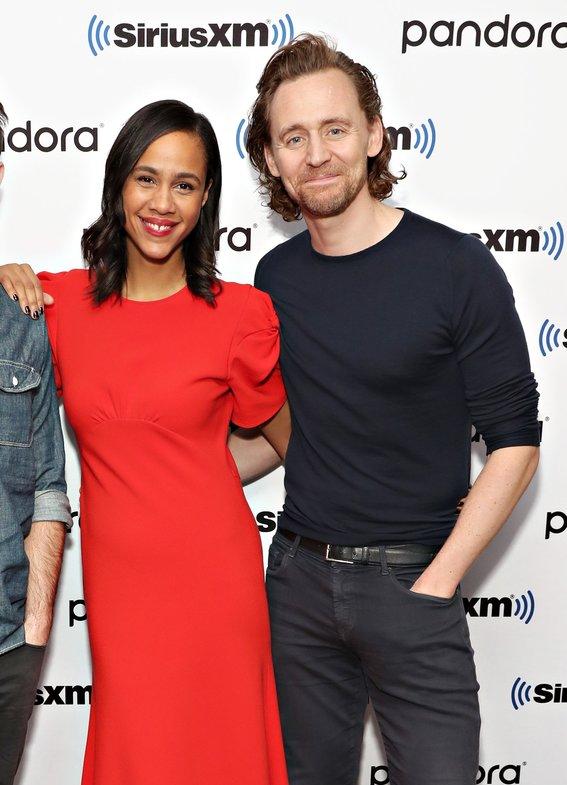 Tom Hiddlestons Freundin Zaw Ashton
