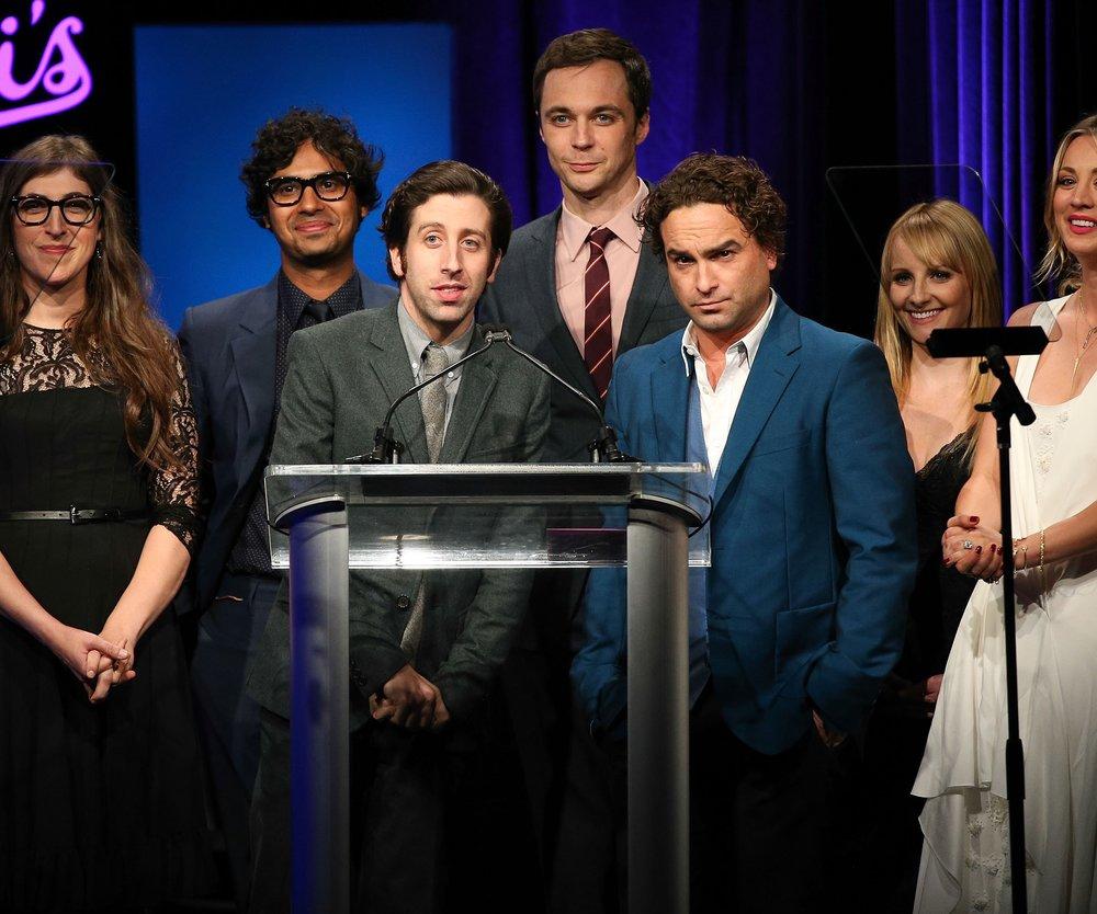 Big Bang Theory: Der Drehstart wurde verschoben
