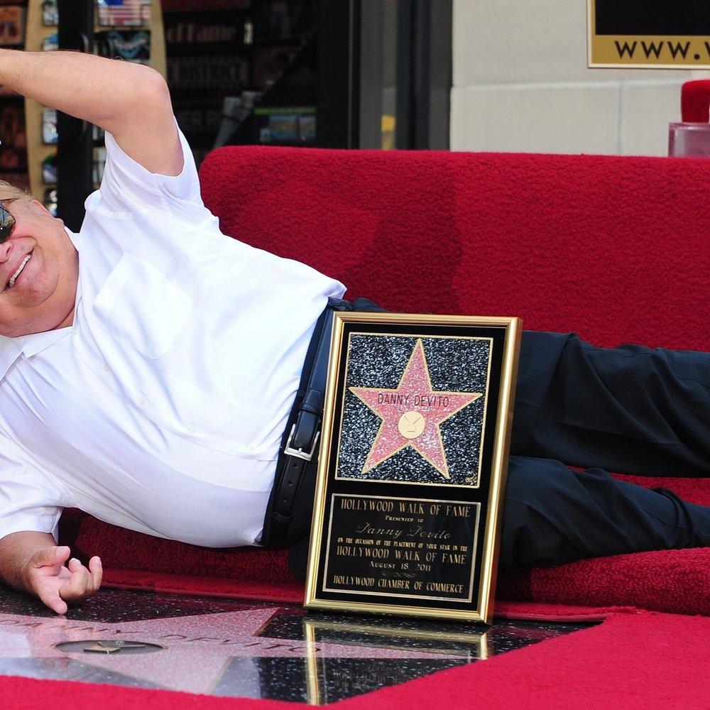 Danny DeVito bekommt einen Stern