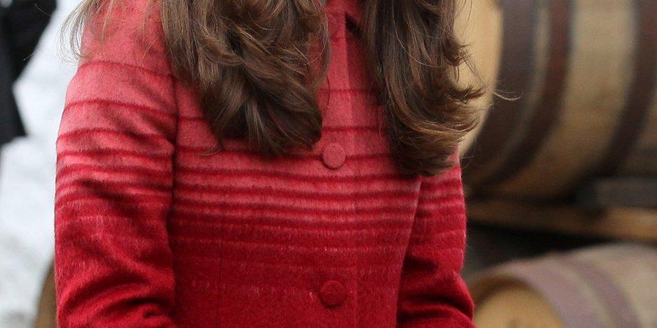 Kate Middleton: Stilvoll nach dem Popoblitzer