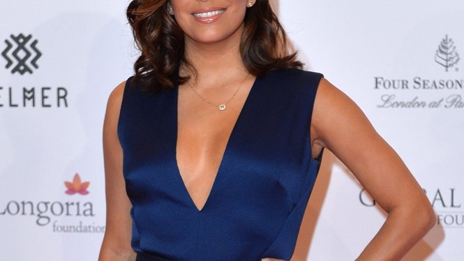 LONDON, ENGLAND - NOVEMBER 30:  Eva Longoria attends The Global Gift Gala at Four Seasons Hotel on November 30, 2015 in London, England.  (Photo by Anthony Harvey/Getty Images)
