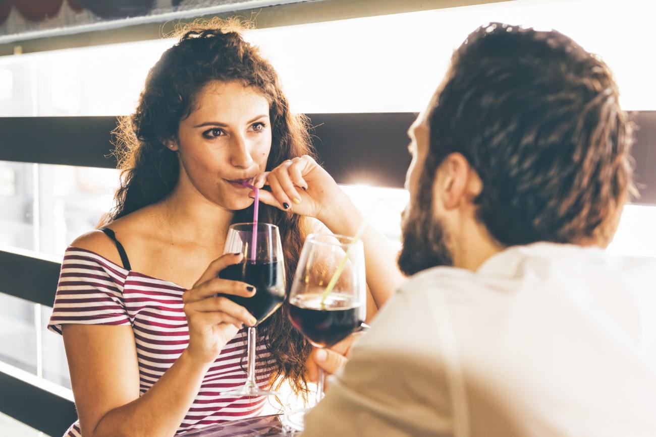 Dating-Café gast