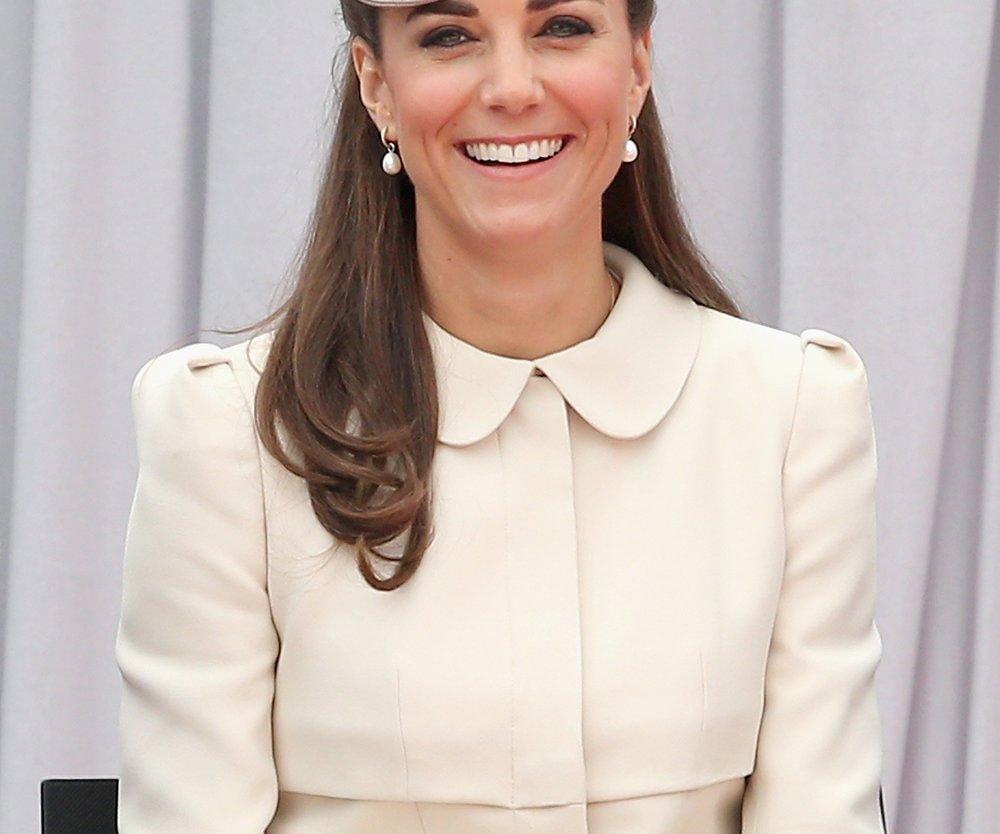 Kate Middleton möchte lange in Mutterschutz bleiben