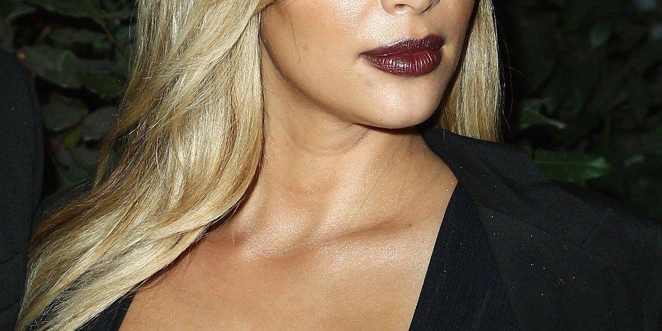 Kanye West liebt Kim Kardashian wie sie ist