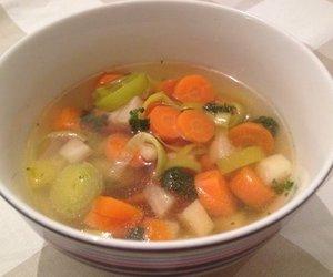 Gemüsesuppe Vegetarisch