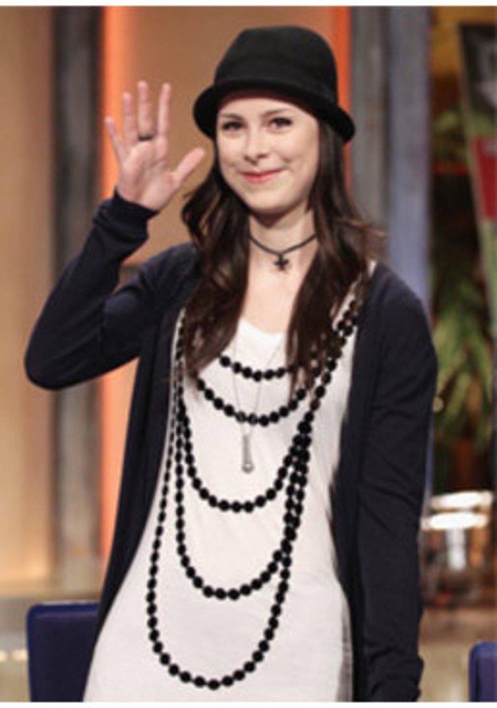 Lena Meyer Landrut Nackte Lena Bald Im Playboy Top Story