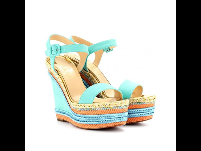 Wedges Christian Louboutin