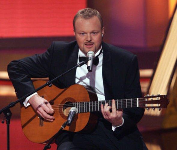 Der talentierte Moderator Stefan Raab