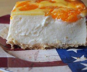 Käsekuchen mit Mandarinen und VERPOORTEN ORIGINAL Eierlikör