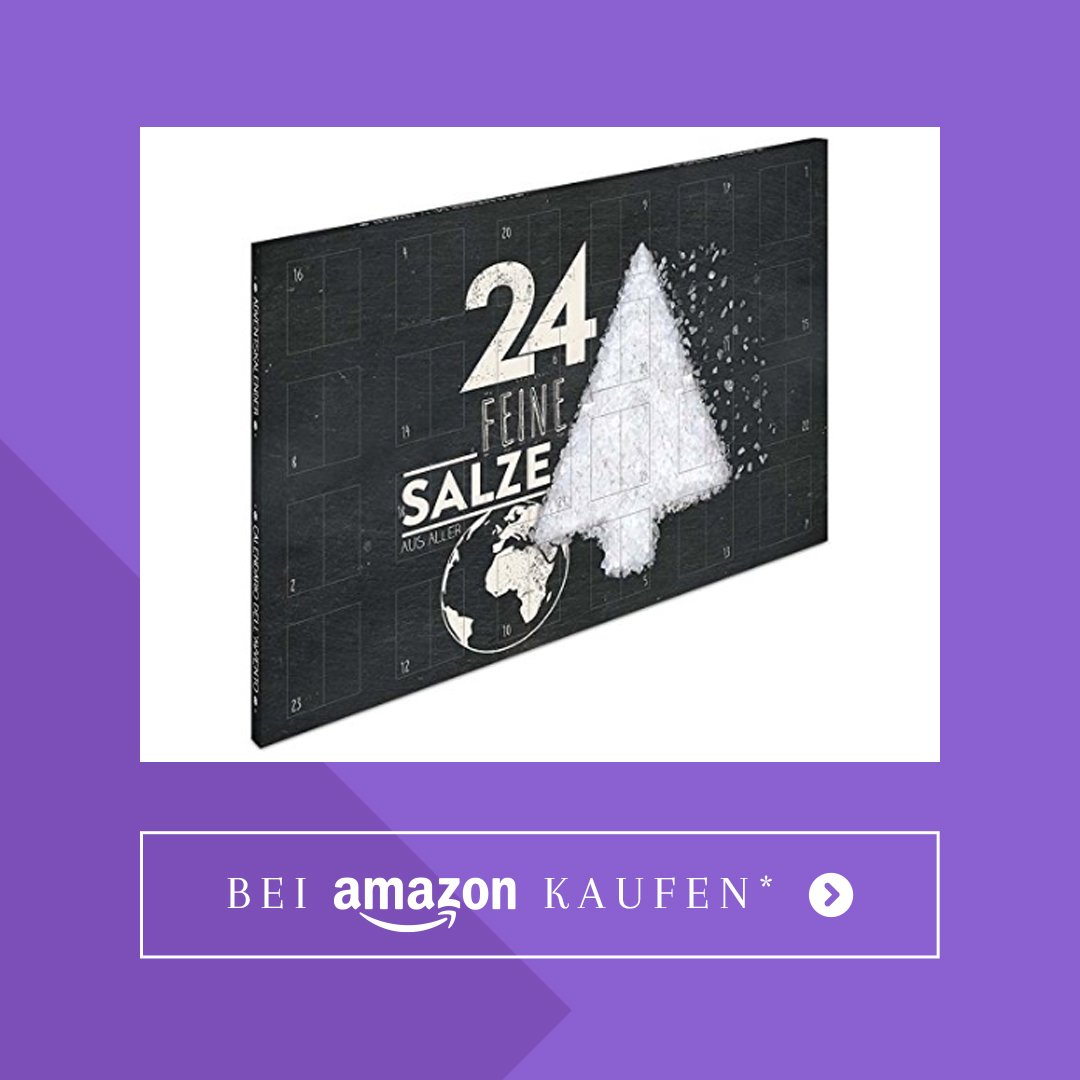 Salz Adventskalender