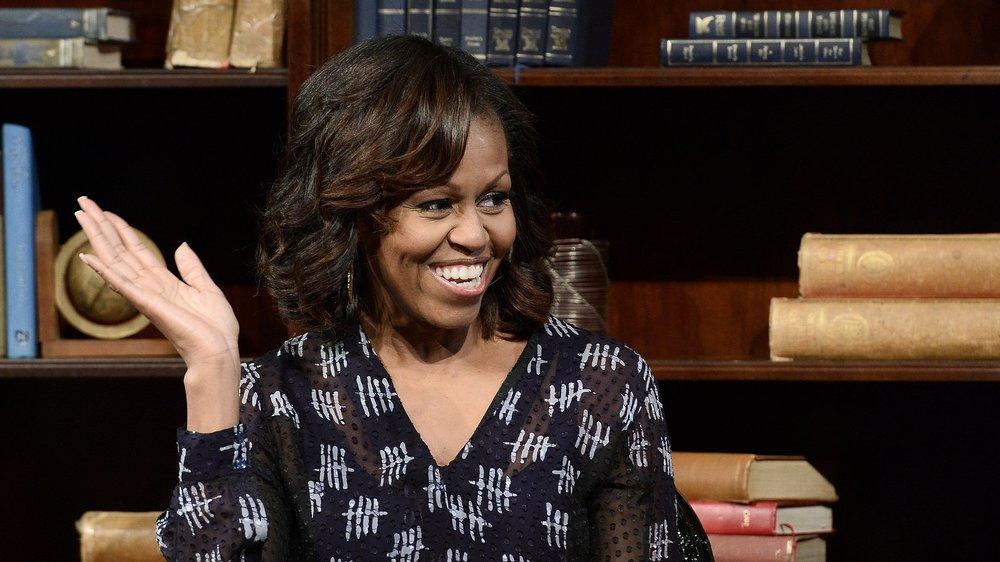 Michelle Obama veröffentlicht eine Hip Hop-CD