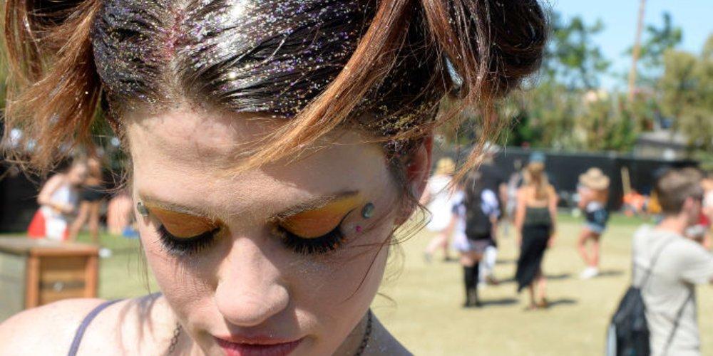 Galerie: Festival-Frisuren