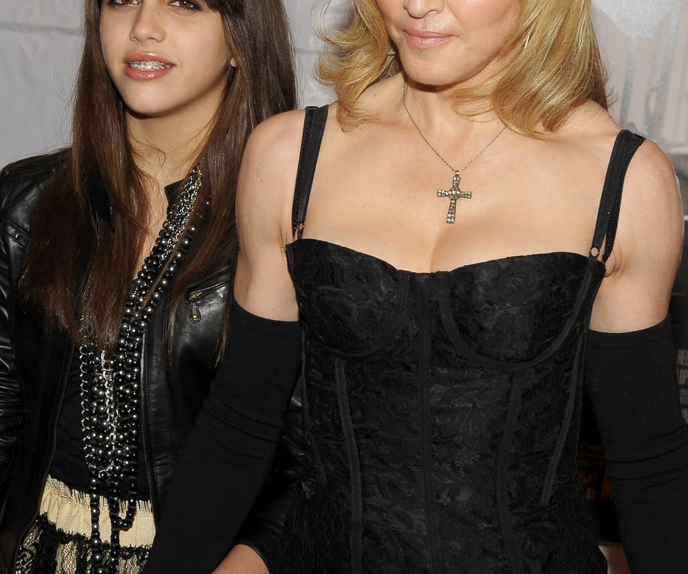 Madonna: Tochter Lourdes hat Liebeskummer