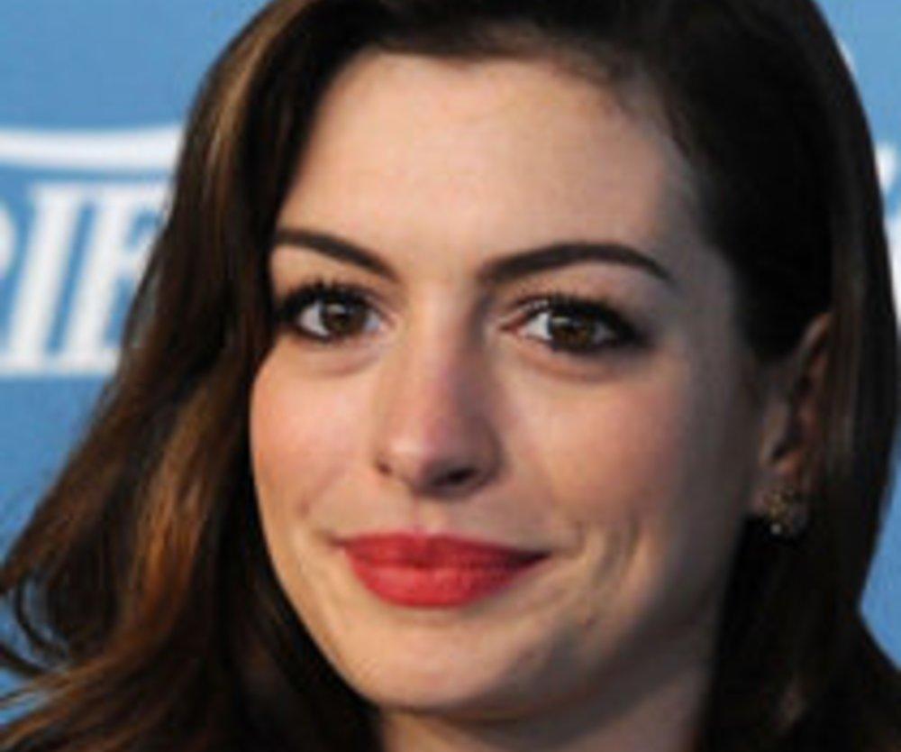 Anne Hathaway vergoss jeden Tag Tränen am Set