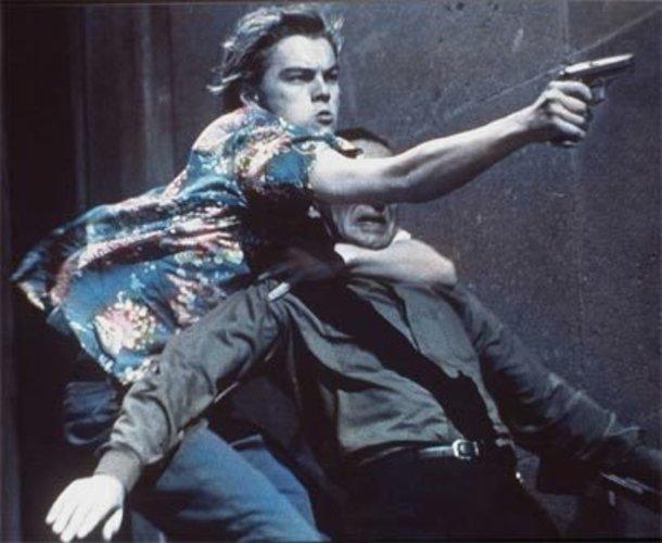 Romeo und Julia mit Leonardo DiCaprio