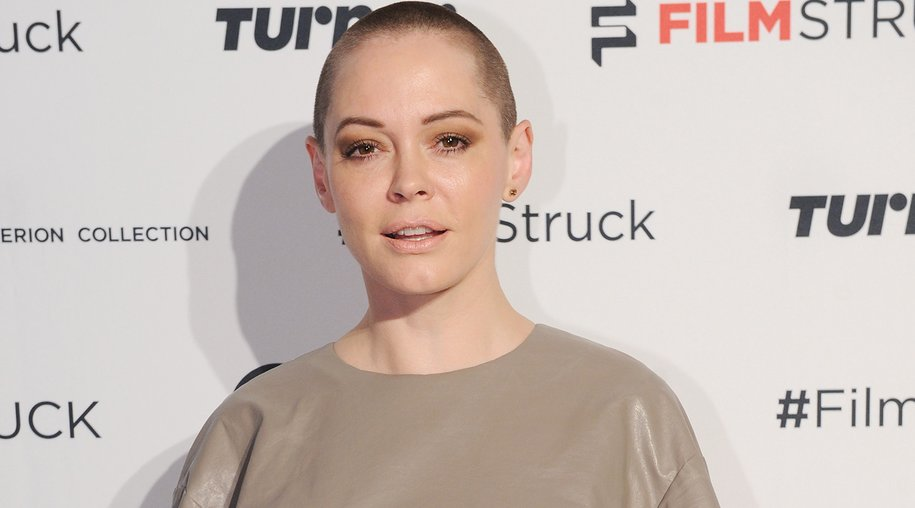 """NEW YORK, NY - OCTOBER 06: Actress Rose McGowan attends the """"Filmstruck"""" launch event at 404 NYC on October 6, 2016 in New York City. (Photo by Craig Barritt/Getty Images for Turner)"""
