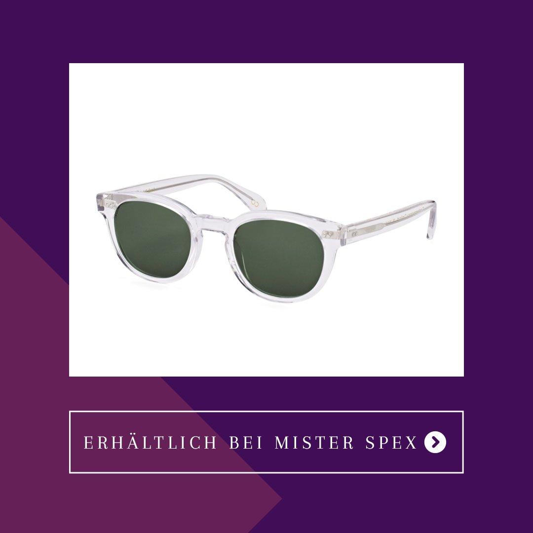 Mister Spex Sale - Brille durchsichtiges Gestell