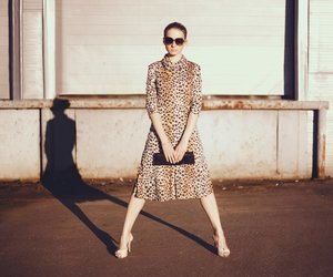 Pinterest-Trend: Cooles Styling für Animal-Prints