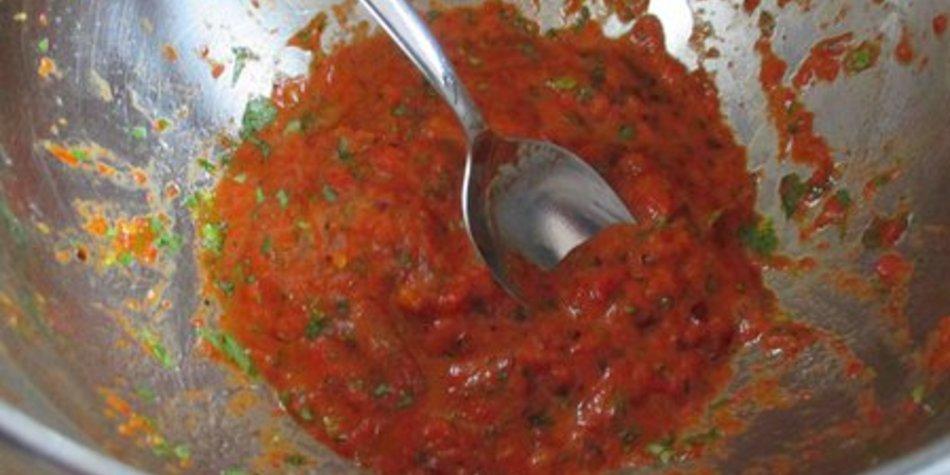 Mojo Rojo - Paprika Chili Dip