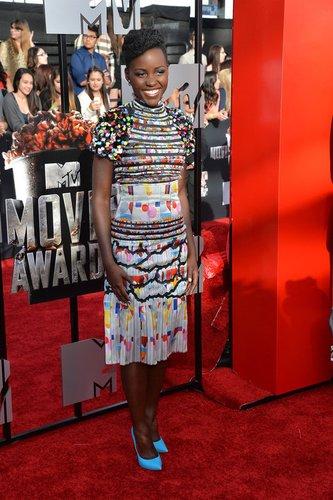 Lupita Nyong'o bei einer Preisverleihung