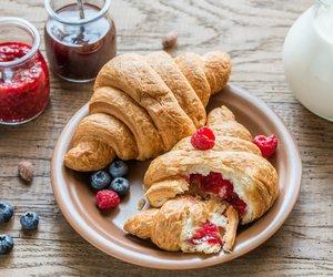 Red Velvet Croissants