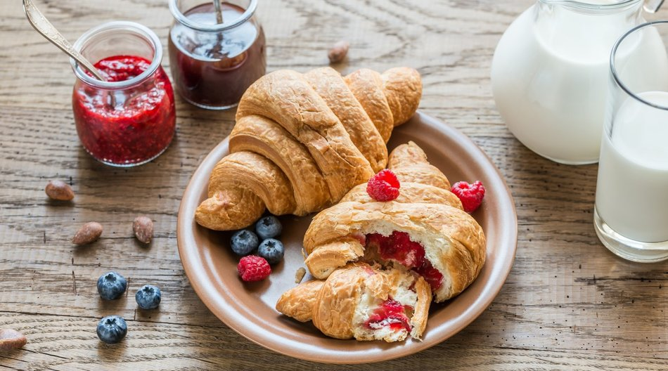 Red Velvet Croissants
