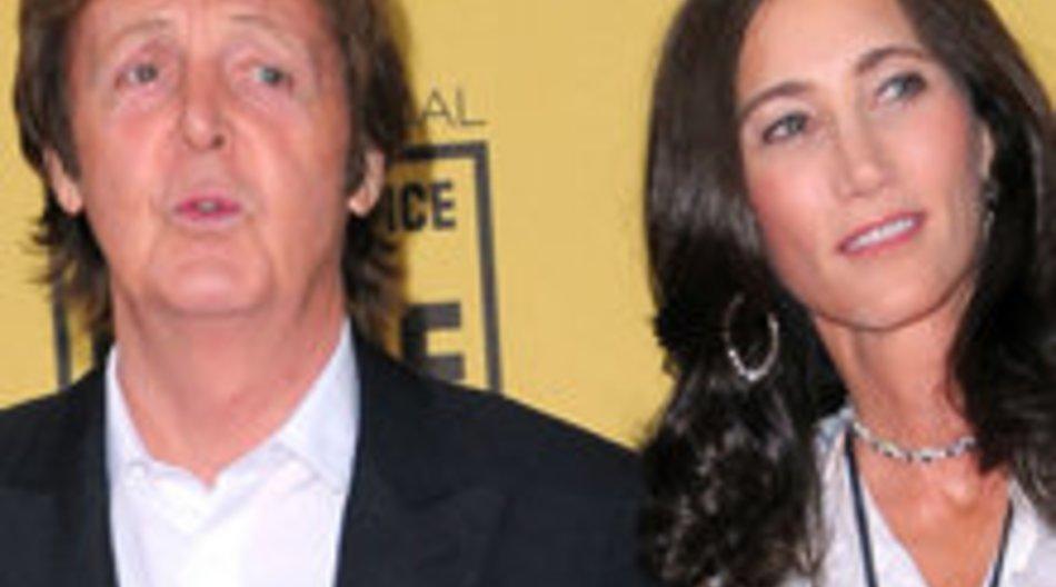 Paul McCartney möchte wieder heiraten!