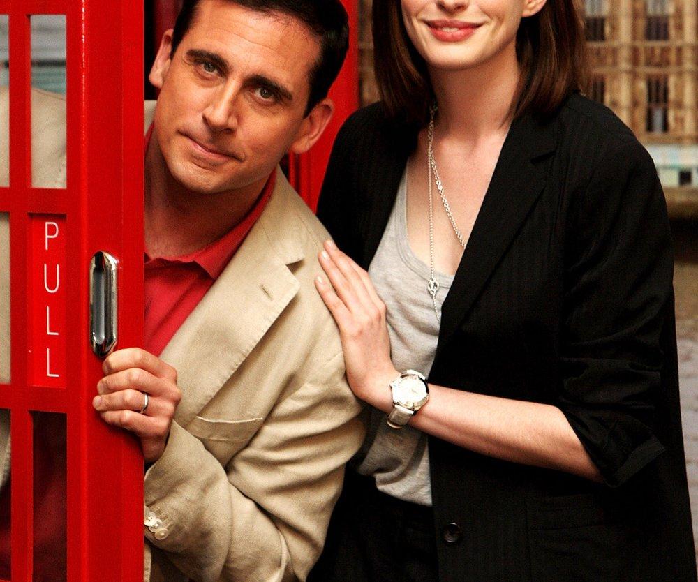 Anne Hathaway als Agentin