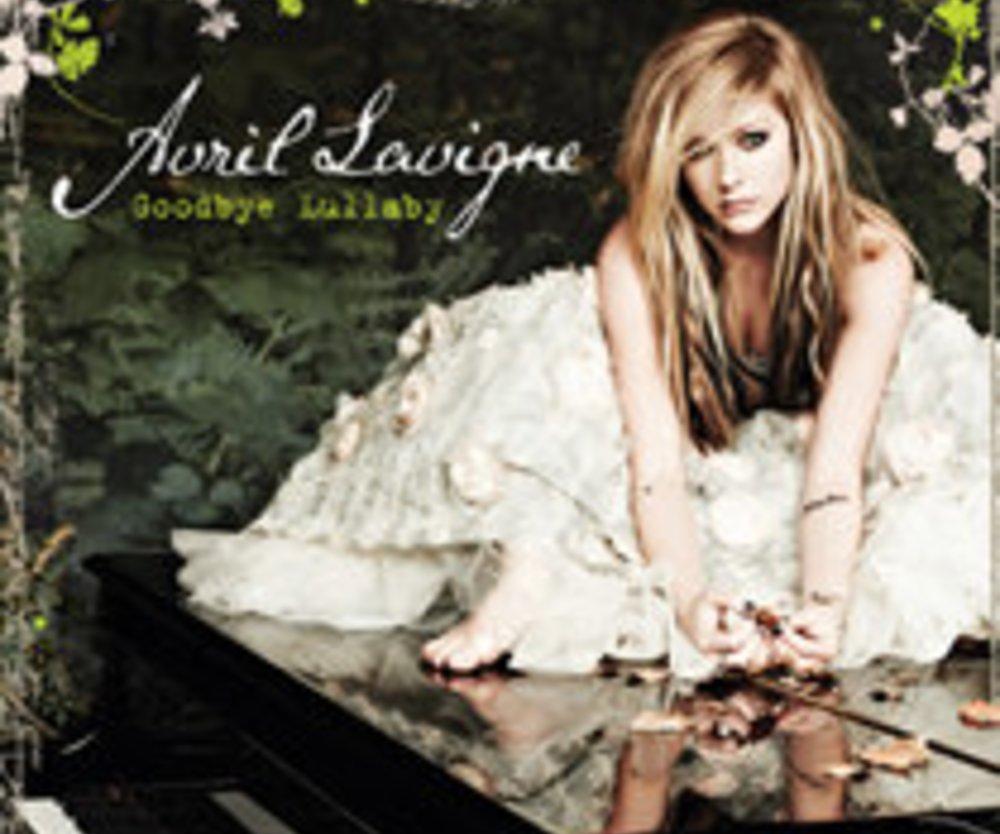 "Avril Lavigne: Neues Album ""Goodbye Lullaby"""
