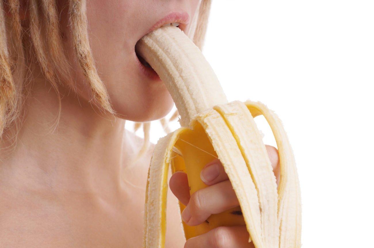 Blowjob Banane