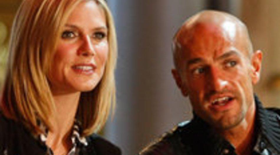 Heidi Klum soll sich zu Peyman Amin geäußert haben