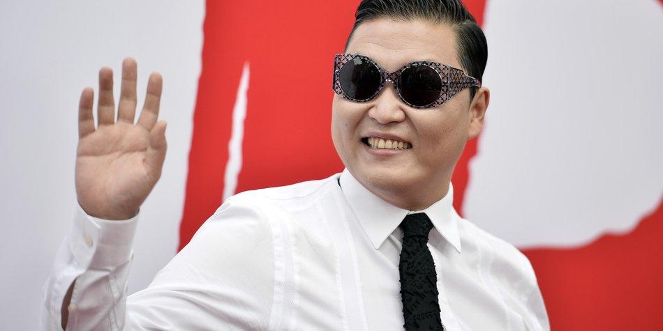 Psy knackt die 3-Milliarden-Marke bei YouTube