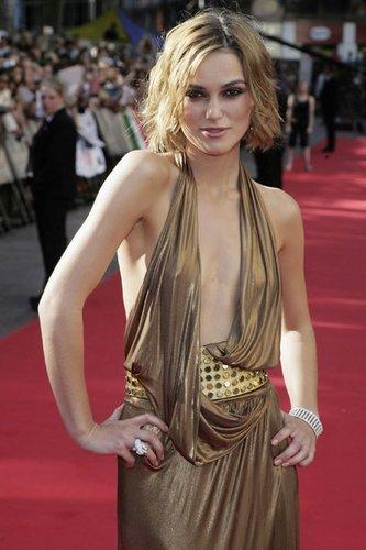 Keira Knightly britische Filmdarstellerin
