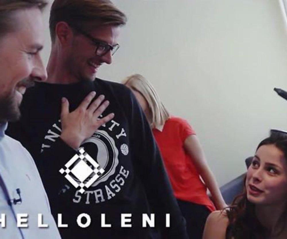 Lena Meyer-Landrut erobert YouTube