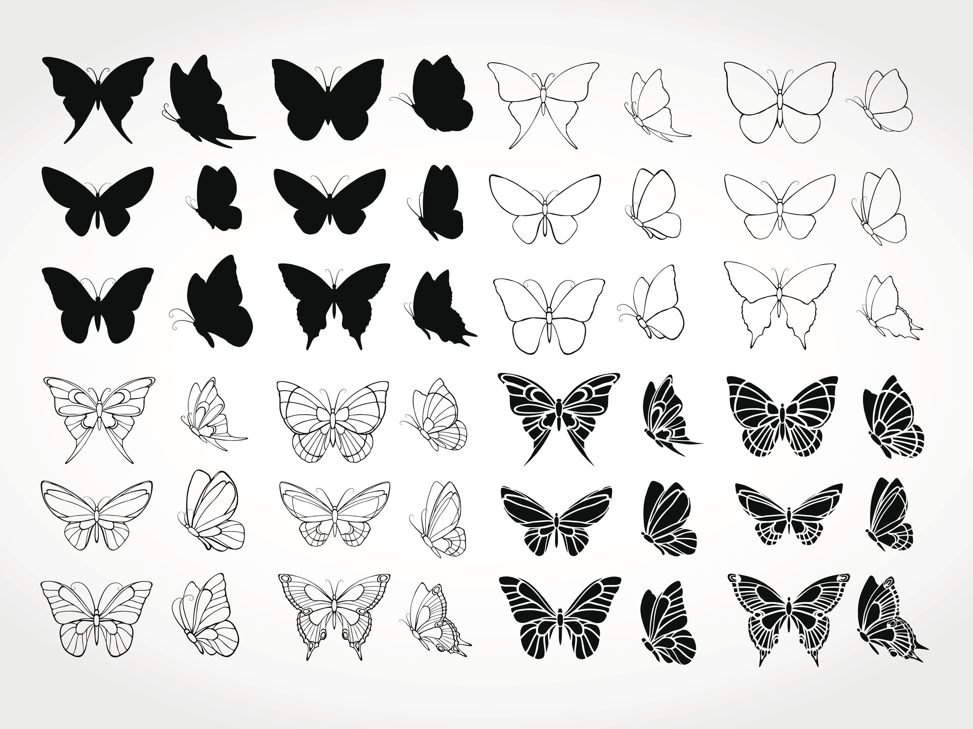 schmetterling tattoo liste mit 11 bedeutungen. Black Bedroom Furniture Sets. Home Design Ideas