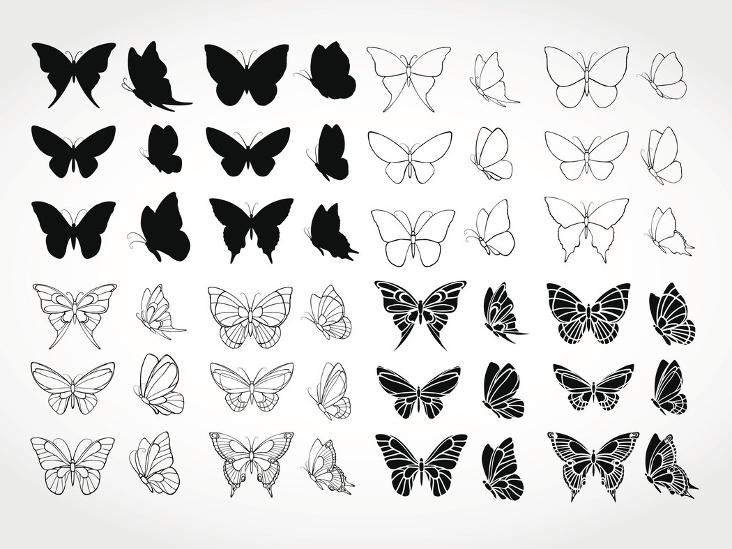 Schmetterling Tattoo Liste Mit 11 Bedeutungen Desiredde