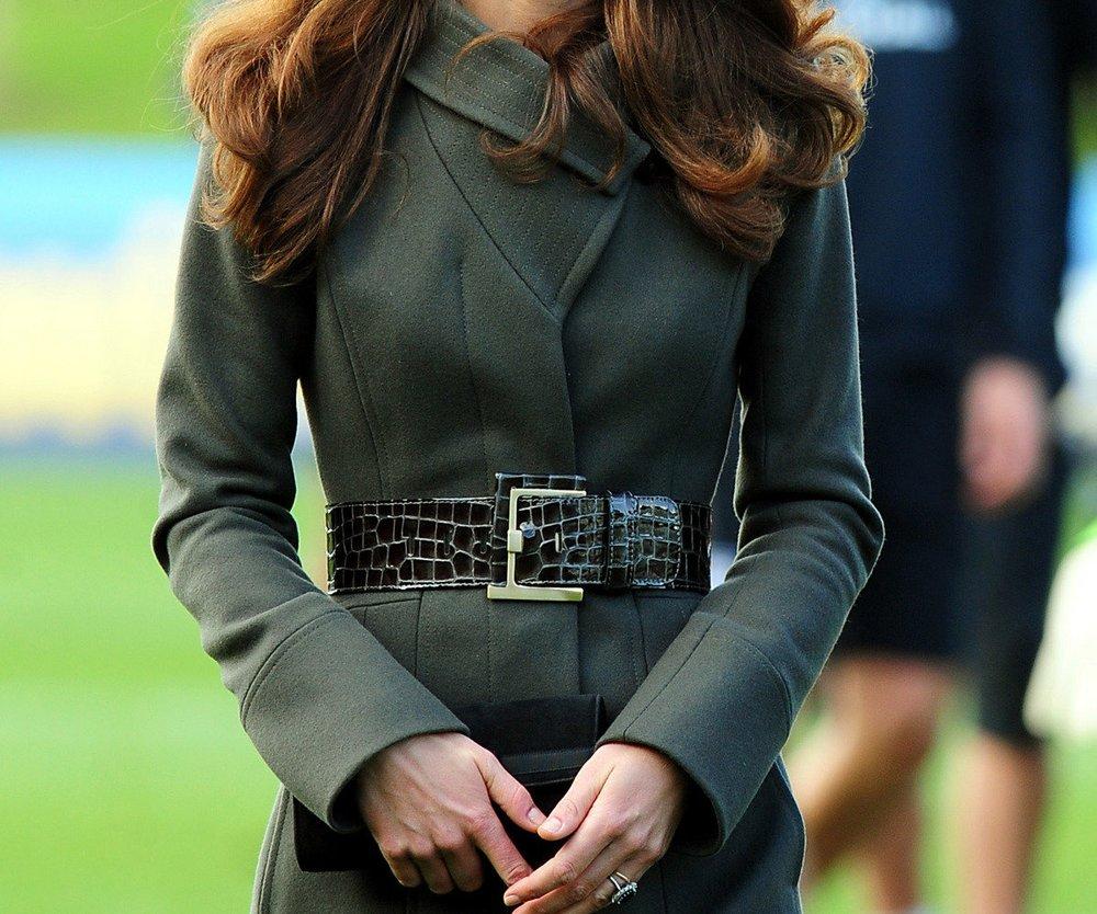 Kate Middleton lernt Reiten