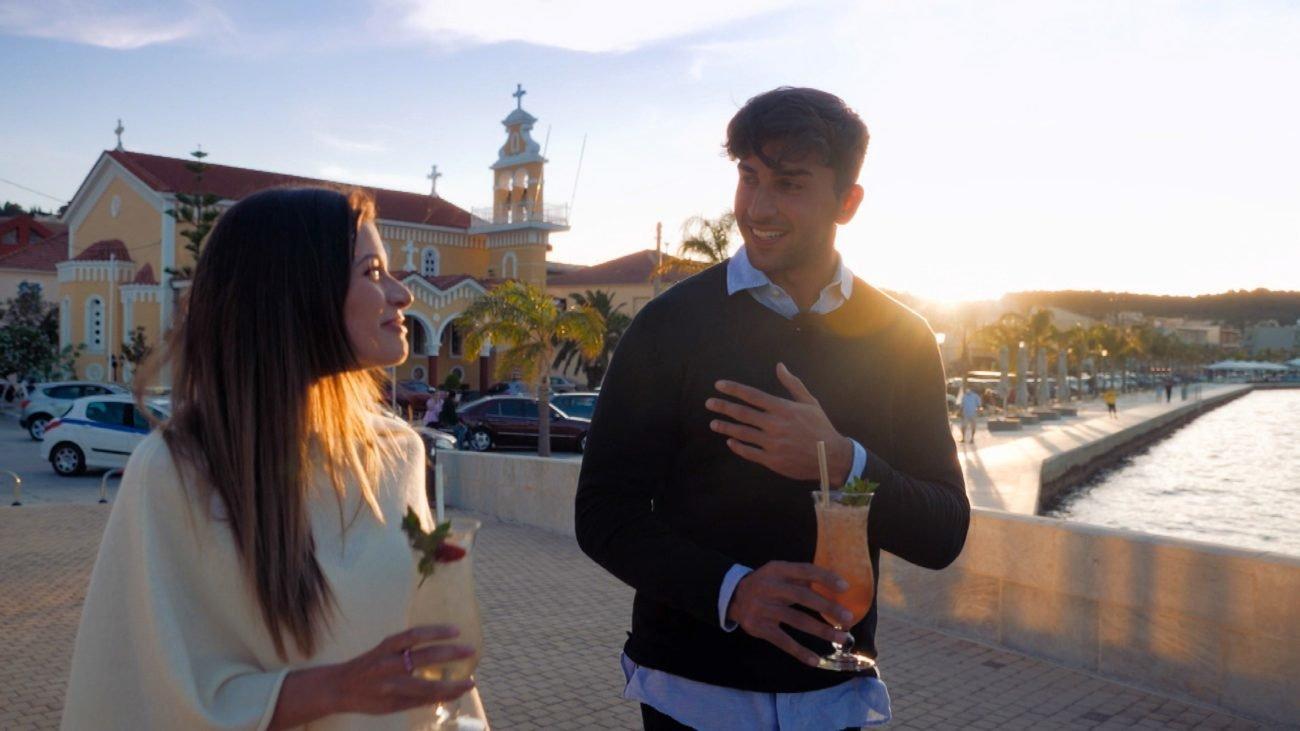 Bachelorette Maxime und Julian