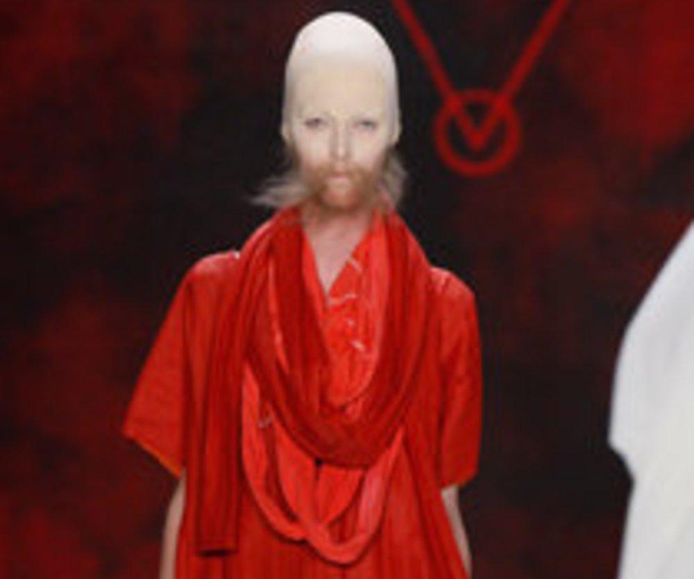 Patrick Mohr zeigt Streetwear im Lagenlook