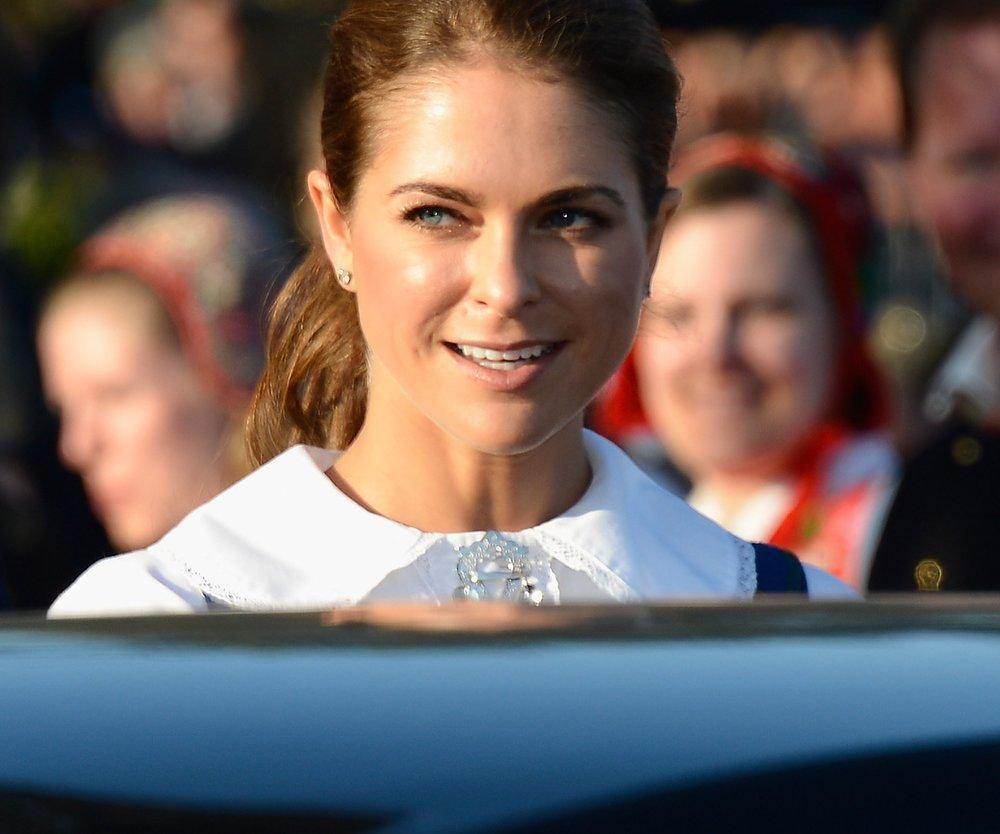 Prinzessin Madeleine genießt ihre Mama-Auszeit