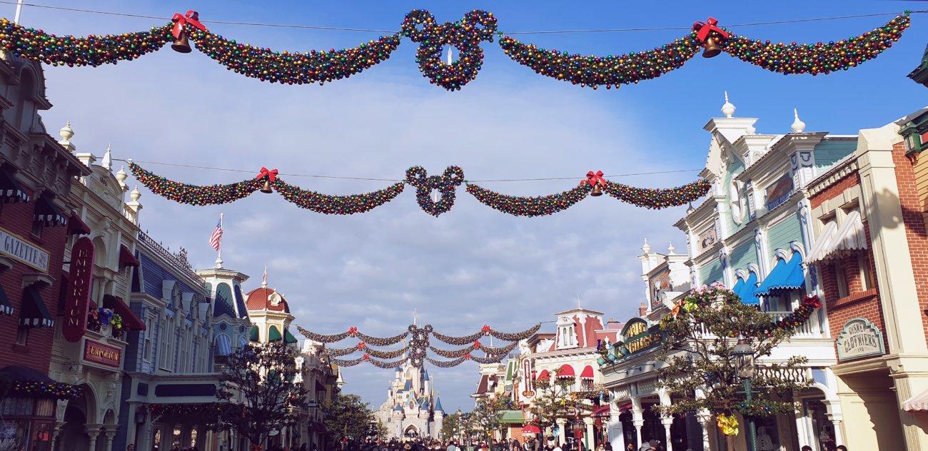 Disneyland Paris Weihnachten