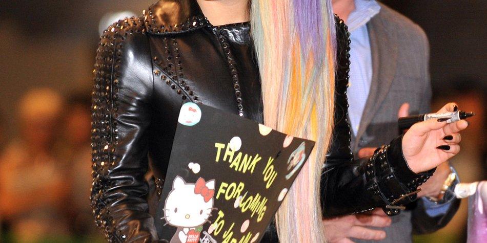 Lady Gaga: Tatendrang ist zurück