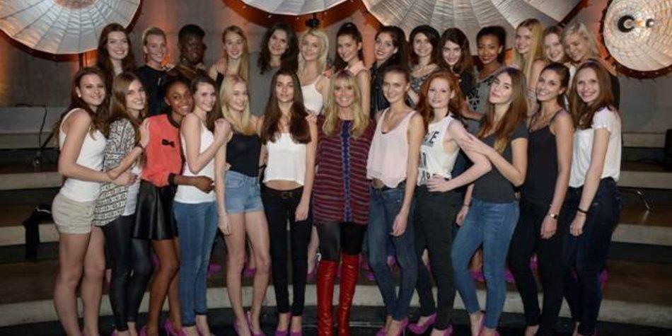 GNTM: Heute startet die neunte Staffel der Modelshow