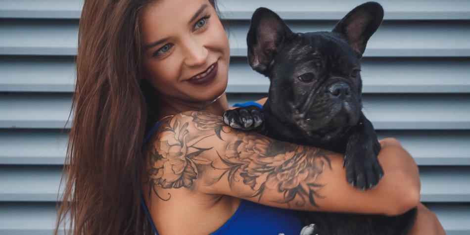 Du willst Dein Haustier als Tattoo haben?