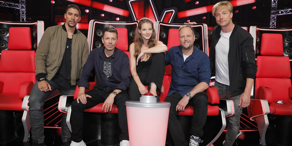 "Start der sechsten Staffel ""The Voice of Germany"""