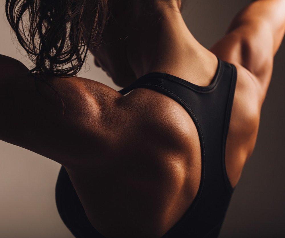 Abnehmen ohne Muskelabbau