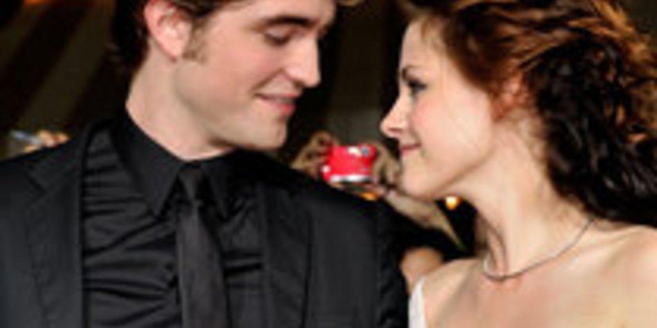 Robert Pattinson und Kristen Stewart als Paar nominiert