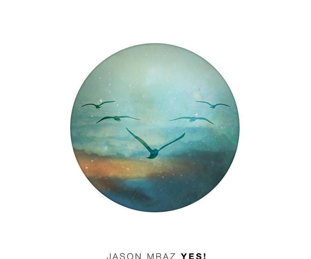 """Jason Mraz: """"Yes!"""""""